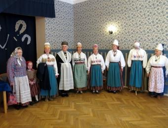 Jäneda - 2012.10.27 - rahvarõivakooli aktus